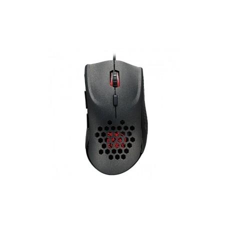 Mouse Gamer Thermaltake Láser VENTUS X, Alámbrico, USB, 5700DPI, Negro