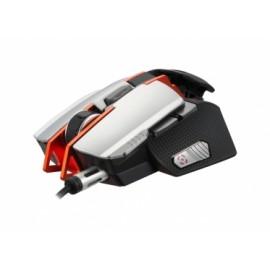 Mouse Gamer Cougar Láser 700M, Alámbrico, USB, 8200DPI, Plata