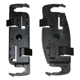 HP Kit de Montaje para Aruba 220 Series, Negro