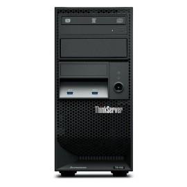 Servidor Lenovo ThinkServer TS150, Intel Xeon E3-1225V5 3.70GHz, 8GB DDR4, 1TB, max. 24TB