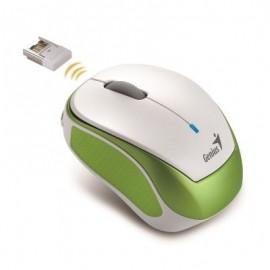 Mouse Genius Óptico Micro Traveler 9000R V2, Inalámbrico, USB, 1200DPI