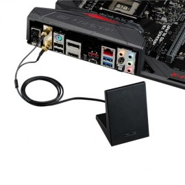 Tarjeta Madre ASUS ATX ROG Maximus VIII Hero Alpha, S-1151, Intel Z170, USB 2.0 3.0 3.1, 64GB DDR4, para Intel