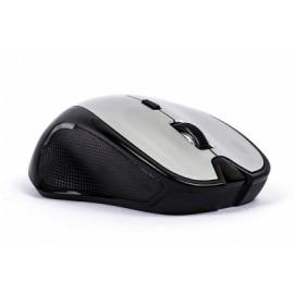Mouse Naceb Óptico NA-181P, Inalámbrico, Alcance 10 Metros, 2.40GHz