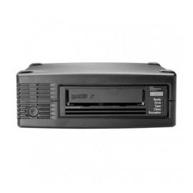 HP Unidad de Cinta StoreEver LTO-7 Ultrium 15000 External SAS, 6TB