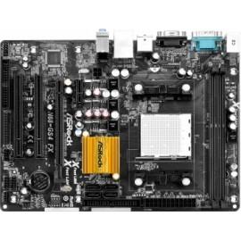 Tarjeta Madre ASRock micro ATX N68-GS4 FX, S-AM3, NVIDIA nForce 630a, USB 2.0, 16GB DDR3, para AMD