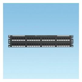 Panduit Panel de Parcheo Cat5e, RJ-45, 48 Puertos, 2U