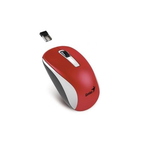 Mouse Genius BlueEye NX-7010, Inalámbrico, 1600DPI, USB