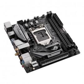 Tarjeta Madre ASUS mini ITX ROG Strix B250I Gaming, S-1151, Intel B250, HDMI, USB 3.0, 32GB DDR4, para Intel
