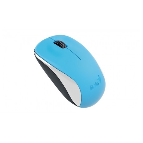 Mouse Genius BlueEye NX-7000, Inalámbrico, USB, 1200DPI, Azul
